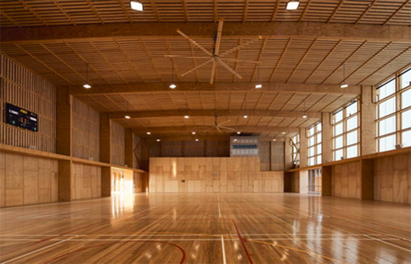 Pingelly Recreation and Cultural Centre (PRACC) in Pingelly, Western Australia