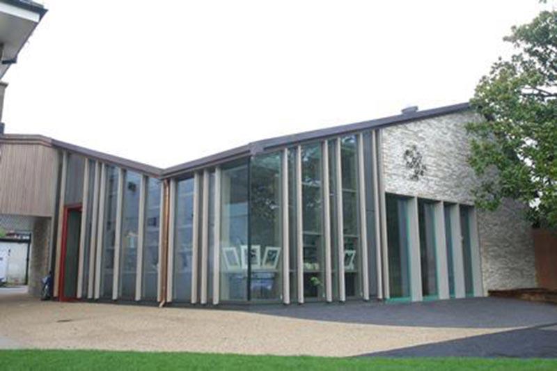 Heath Robinson museum exterior