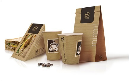 PEFC Packaging products
