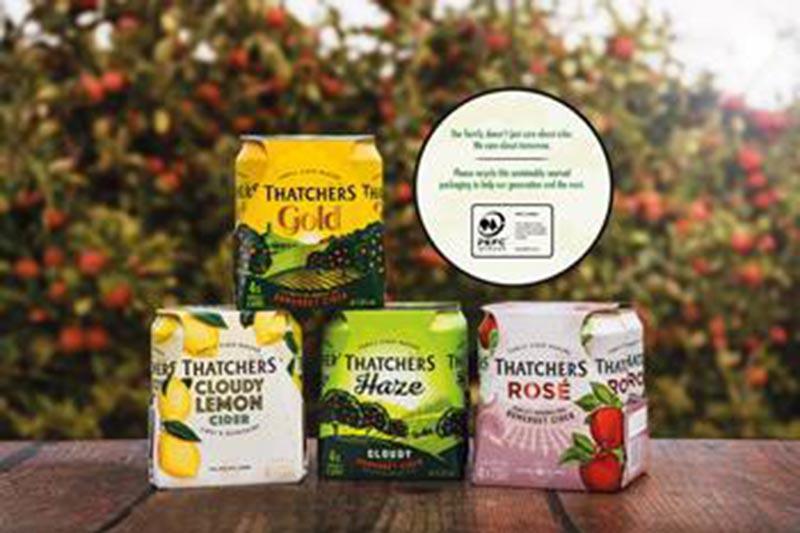 Thatchers Cans