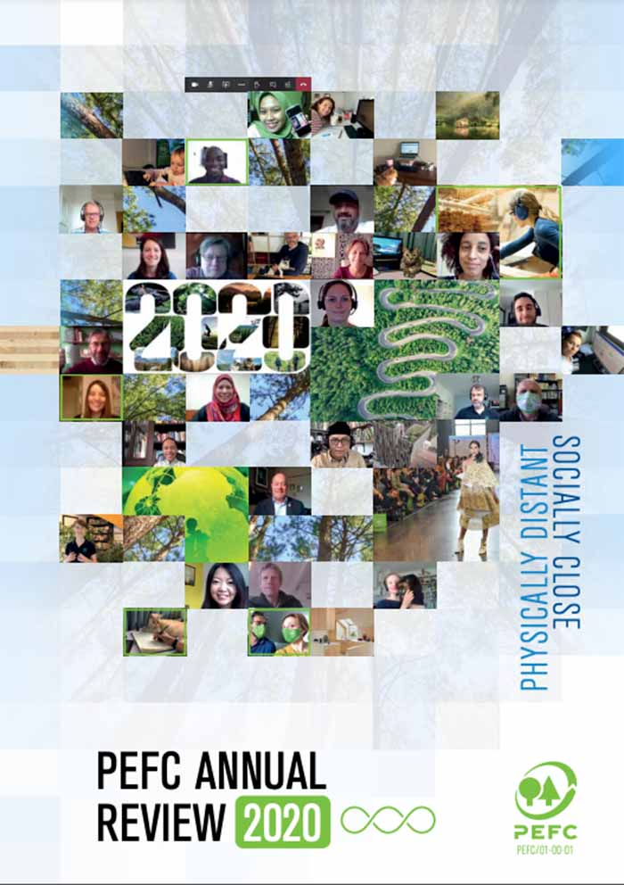 PEFC Annual Review 2020